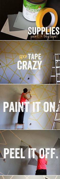 Tips And Tricks To Ensure A Perfect Paint Job Painting hacks