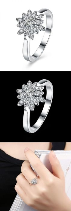 Rings Casual Hollow Out Interlaced Line Stylish Engagement Ring Rose Gold Plated Women Jewelry 8 On Olympic Flag Famp M