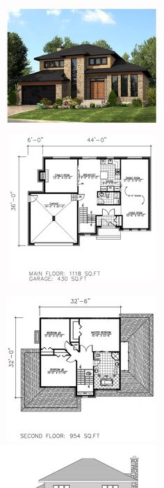 fantastic upstairs living house plans. Modern House Plan 50323  Total Living Area 2072 sq ft 3 80840PM Multi Level house plans