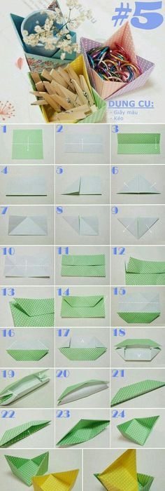 Instructions To Recreate The Origami Lotus Prop Used In SHERLOCK Beautiful Is Much Simpler Than It Looks And Will Look Identical