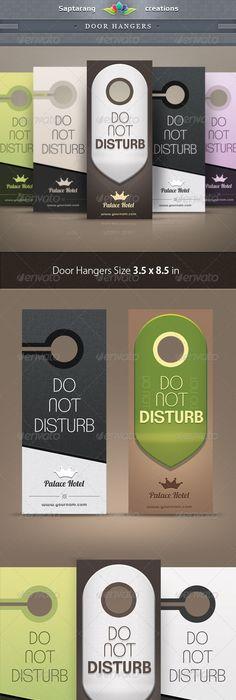 Fitness Door Hangers  Hanger Print Templates And Template