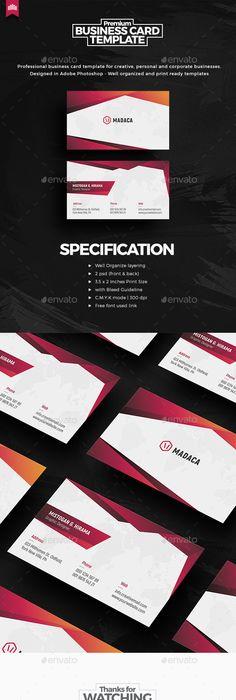 Bundle 2 corporate business card corporate business cards creative pro business card v5 psd templatesbusiness reheart Gallery