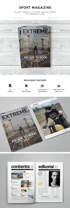 Travel Magazine | Travel magazines, Magazines and Layouts