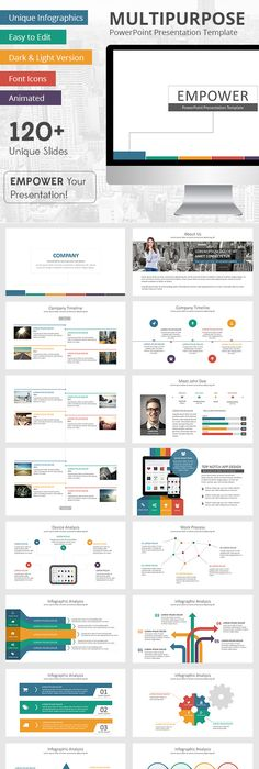 Montuca powerpoint presentation template by eamejia on deviantart empower powerpoint presentation template toneelgroepblik Image collections