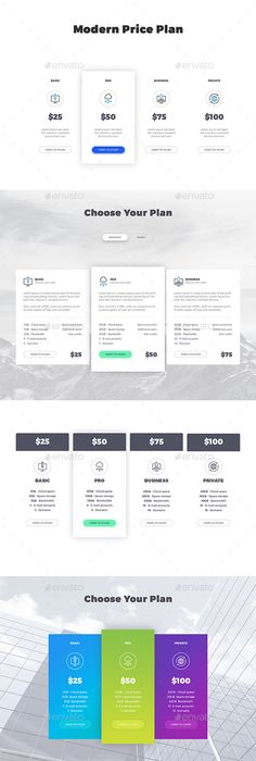 Best Html Css Pricing Table Templates Tutorials  Pricing