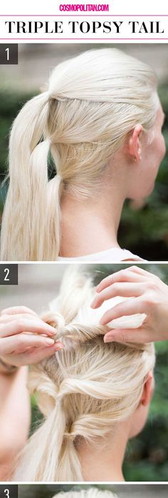 The Internship Beauty Rules You Need to Know | Work hair ...