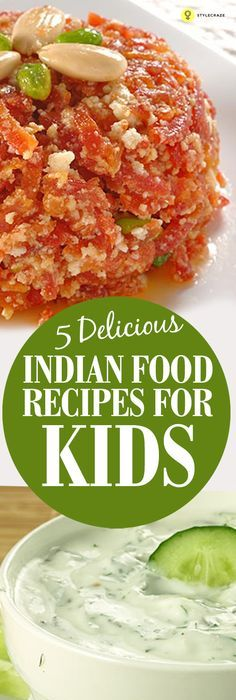 Top 20 food ideas for your baby indian baby baby food recipes and 5 must try sanjeev kapoor recipes for kids forumfinder Images