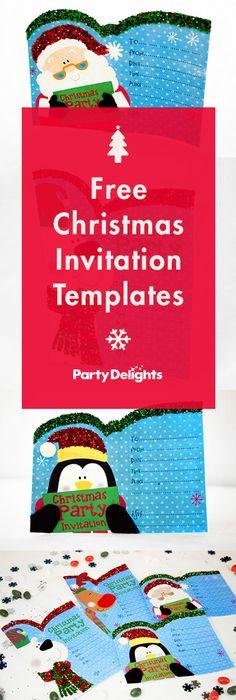 Eat, Drink \ be Merry Invite - Download \ Edit Template Microsoft - fresh birthday invitation video templates