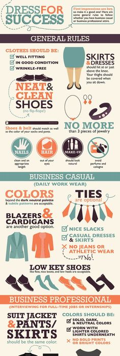 Check Out These Tips On How To Dress For A Job Interview From