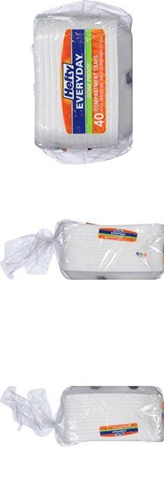 Hefty Compartment Plates. Soak Proof Quick And Easy Way To Serve A Variety Of  sc 1 st  Pinterest & Hefty Interlocking Plates. Hefty Serve \u0027N Store 10 1/4\