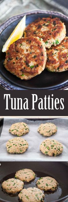 Gluten free recipe easy baked chicken chicken nuggets and egg quick easy healthy tuna patties easy to make and easy on the budget forumfinder Choice Image