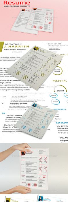 Resume  Cv  Resume Cv Template And Cv Resume Template