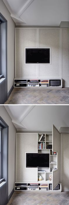 Modern TV Wall | TV Stand | Pinterest | Modern tv wall, Tv walls and TVs