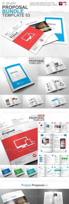Proposal Proposal Templates Proposals And Project Proposal