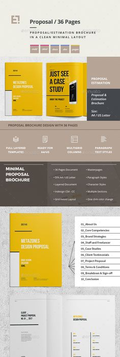 Corporate E-book Proposal Proposal templates, Cleaning companies
