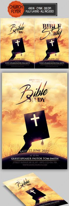 Prayer Church Flyer Template  Flyer Template Gospel Concert And