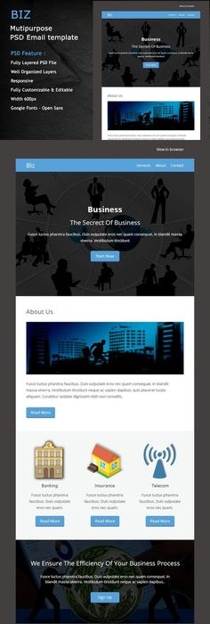 Email Templates Bundle Sketch  Template Newsletter Templates