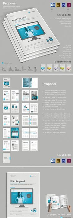 Brief Proposal Proposal Templates Proposals And Template