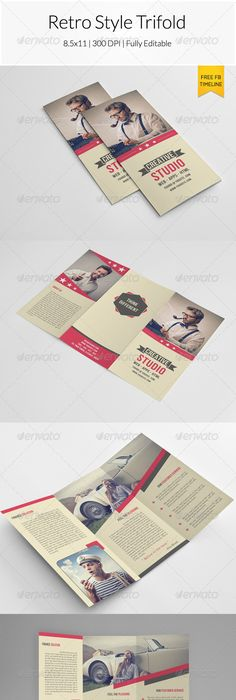 Trifold Nutrition And Health Brochure Template  Hhe