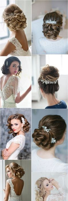 long hair styles for prom 19 stunning ideas for your wedding makeup looks wedding 2522 | 8fb2c29809fa787df220be2522b3348f formal hairstyles bridal hairstyles