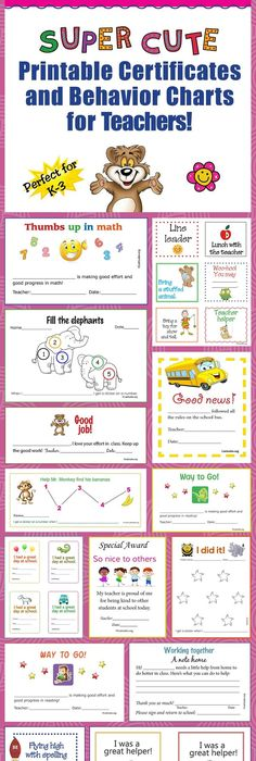 Free printable certificates for kids Printables Pinterest Free - copy pre kindergarten certificate printable