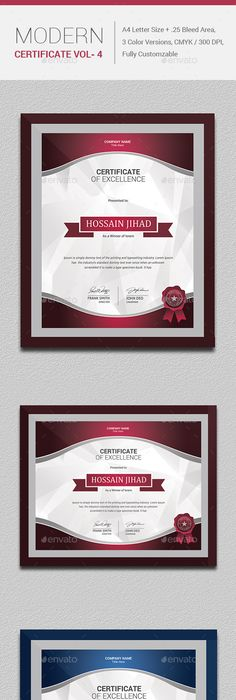 Certificates  Certificate Template And Certificate Design