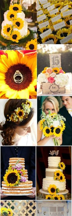23 bright sunflower wedding decoration ideas for your rustic wedding 23 bright sunflower wedding decoration ideas for your rustic wedding sunflower weddings sunflowers and bright junglespirit Images