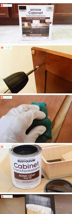 Rustoleum Cabinet Transformation Review How To Tricks And Alternatives House Painting Tips