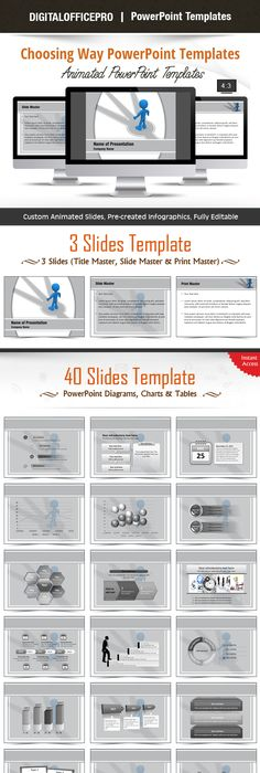 Diet Pills PowerPoint Template Backgrounds | Template, Diagram and Chart