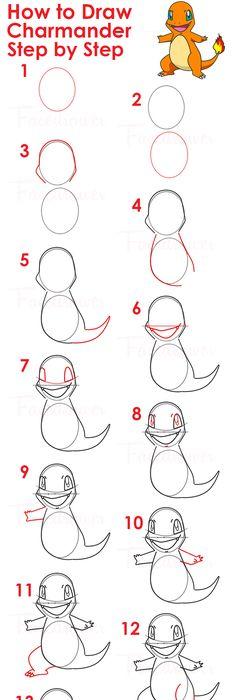 How to draw mew pokemon how to draw pokemon pinterest pokémon drawing lessons and draw pokemon