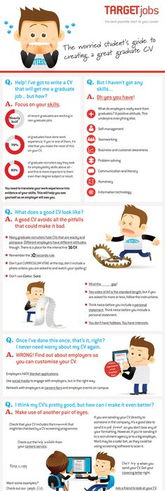 Top ten graduate CV mistakes \u2013 and how to avoid them Top ten