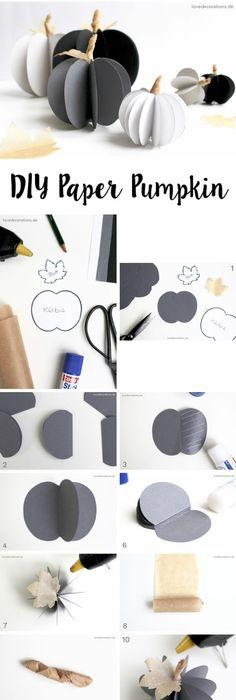 3D Paper Bunny Craft (fancy diy Easter decoration)   Diy paper ...