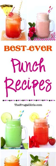Aloha party punch recipe from thefrugalgirls enjoy a little party punch recipes junglespirit Image collections