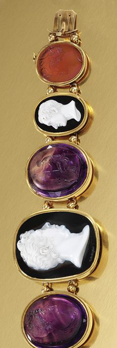 Cameo Of Marie Antoinette Commissioned For Her By King