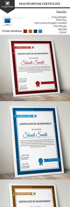 Clean certificates certificate template and certificate design yadclub Choice Image