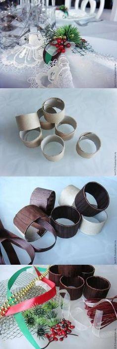 Diy napkin rings for weddings family crafting pinterest napkin diy napkin rings for weddings family crafting pinterest napkin rings napkins and ring solutioingenieria Choice Image