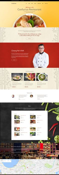 One of Our Great Mobile Website Design For a Chinese Food Restaurant ...