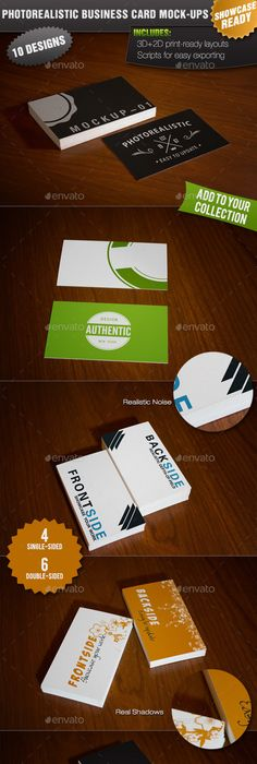 Mockup business card v1 photoshop psd clean business card 10 showcase photorealistic business card mock ups reheart Gallery
