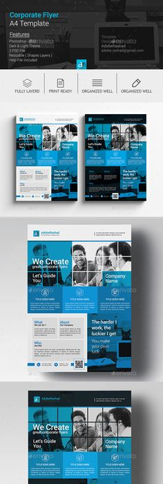 Web Flyer Template Ecommerce Flyers Psd Business Flyer On Behance
