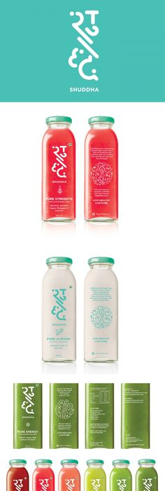 this clear juice label is so modern and really makes the oj pop - fresh blueprint cleanse hpp