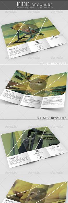 Brochure Example  Africa Travel  Creative Articals