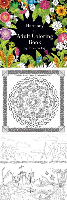 The Art Of Hallmark Coloring Book For Adults