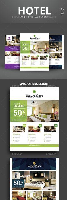 Hotel Brochure  Hotel Brochure Brochures And Brochure Template