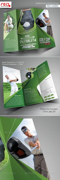 Greenlight Fund  An Emerald Evening Brochure  Paper Design