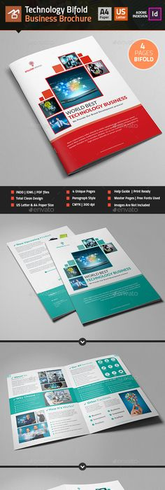 Company Business Tri Fold Brochure Template Psd Brochure Templates
