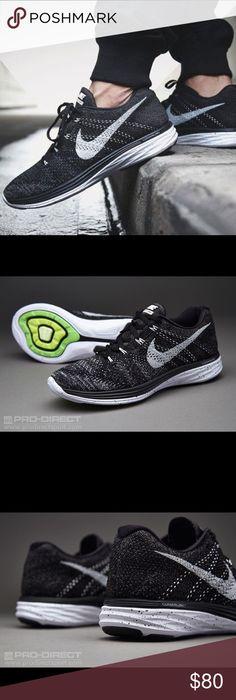 Selling this Nike Flyknit Lunar 3 on Poshmark! My username is:  makennajordan. #