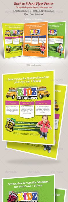 Free Daycare Flyer Templates Make Your Day Care Business Shine Day