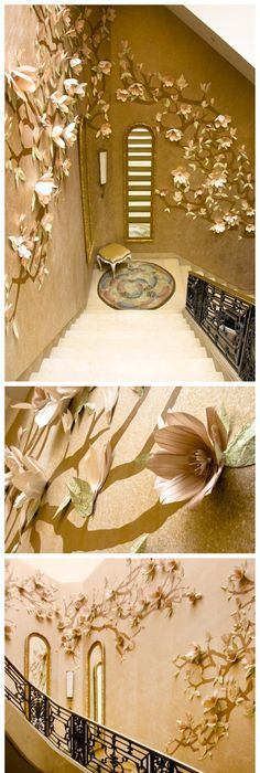 5 Inspiring DIY Paper Wall Art Ideas for your Home | Toilet paper ...