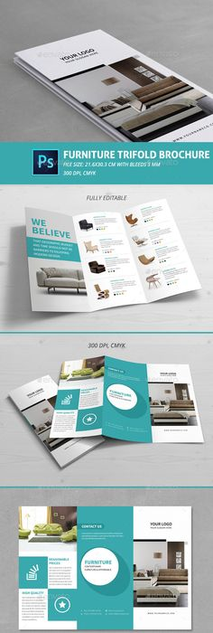Product Sale Square Trifold Brochure Brochure Template Brochures