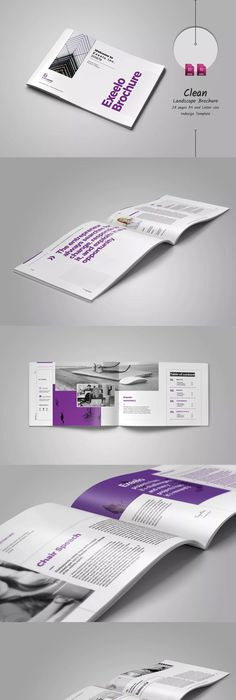 Creative Agency A4 Portfolio Brochure Template Indesign Indd A4